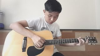 (P!nk) Just give me a reason - (with TAB) Fingerstyle Guitar Cover by Tran Quoc Huy