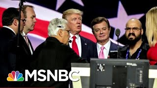 New York Post: President Donald Trump Leaves Door Open For Paul Manafort Pardon | Hardball | MSNBC