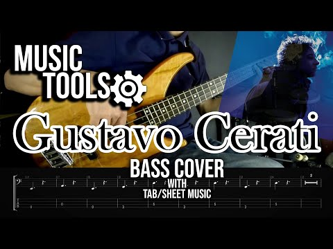 Gustavo Cerati ♦ Cactus▼ (BASS COVER with Tab/Sheet Music)▼