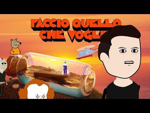 FABIO ROVAZZI - FACCIO QUELLO CHE VOGLIO - PARODIA CARTONE