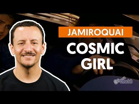 Cosmic Girl - Jamiroquai (aula de baixo)