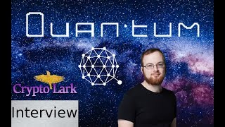 QTUM - Tough, User Ready, and in Space !