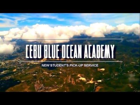 [English Language]Cebu Blue Ocean Academy - New Students Pickup Service ??????? ????? ?? ?????????