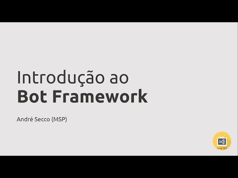 Introdução ao Bot Framework