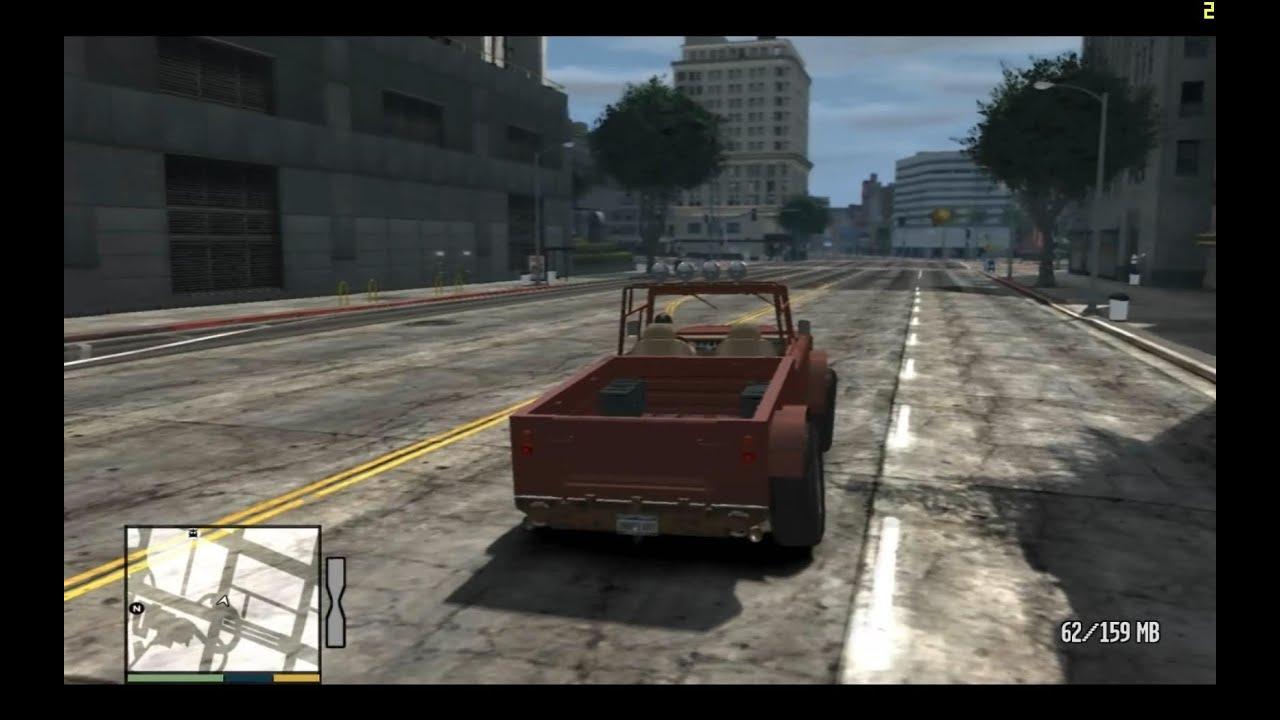 GTA IV Los Santos map installation - ViIV