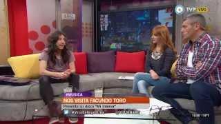 Vivo en Arg - Facundo Toro - 10-06-15