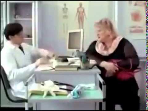 Приходит дамочка к сексопатологу