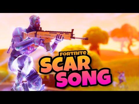 Fortnite SCAR Rap Song - YouTube