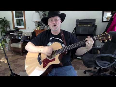 1426 -  The Cowboy Rides Away -  George Strait cover with guitar chords and lyrics