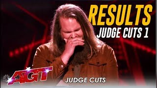 RESULTS: Did Your Faves Make It Through To The LIVES? | Judge Cuts 1 | America's Got Talent 201
