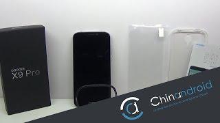 Doogee X9 Pro test en français par Chinandroid