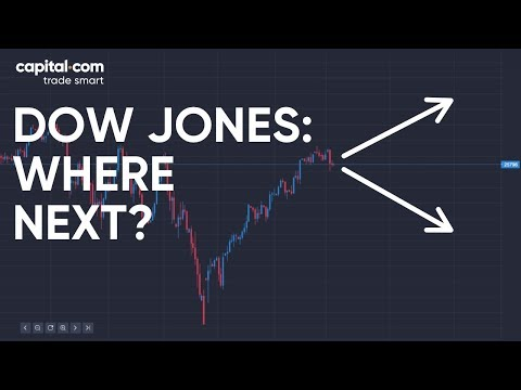 Next for Dow Jones: All-Time High or Sell-Off?