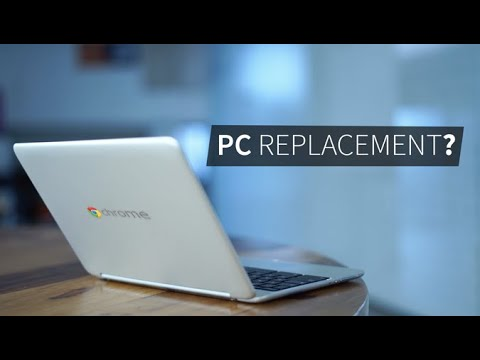 Can You Use Chromebook As Computer Replacement? - 7 Days Experiment