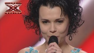 Оксана Шавкун - Strangers in The Night - Кастинг в Днепропетровске - Х-Фактор 4 - 21.09.2013