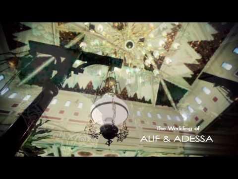 NATASYA ORGANIZER | WEDDING ALIF & ADESSA | ADAT PALEMBANG MODERN| @BALAI SUDIRMAN JAKARTA