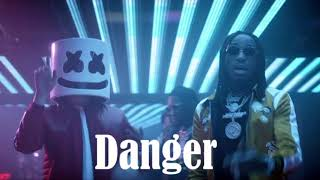Migos Marshmello Danger from Bright The Album Music Video