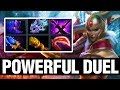 POWERFUL DUEL - Draskyl Plays Legion Commander - Dota 2