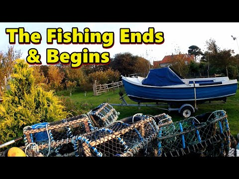 The Fishing Ends And Begins