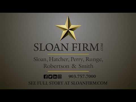 Texas Personal Injury Lawyer John Sloan  The Sloan Firm