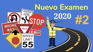 Repaso De Las Senales De Transito Examen De Manejo Licencia De Conducir