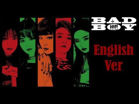 [AUDIO] Red Velvet - Bad Boy English Ver  + Download Link (320kbps)