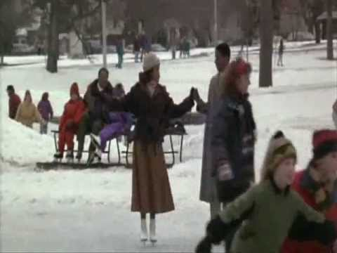 The Preacher's Wife (Ice Skating Scene) Whitney Houston