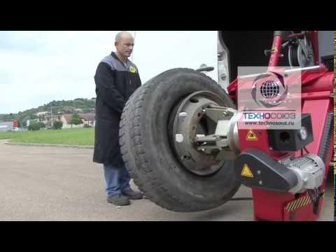 Станок грузовой шиномонтажный Trommelberg 1590 (14