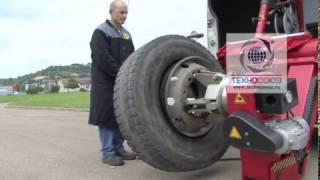Станок для мобильного грузового шиномонтажа TS-26М/C-26(, 2015-04-14T07:47:30.000Z)