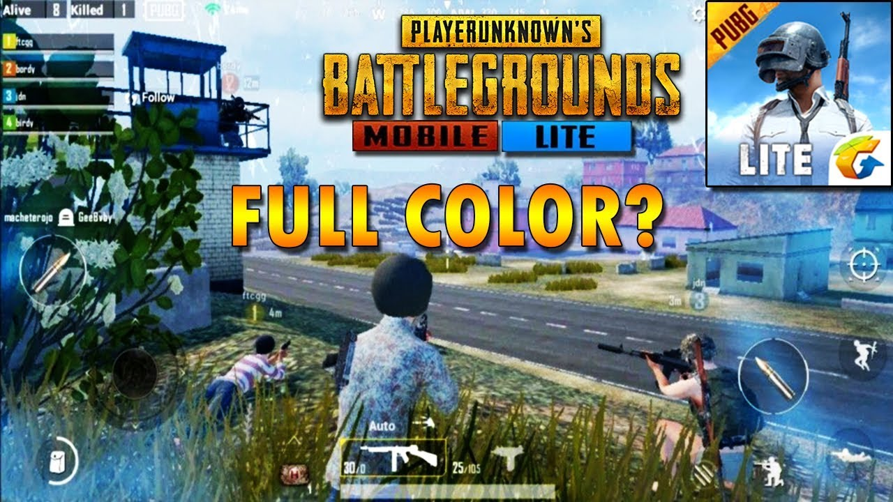 Download apk pubg lite