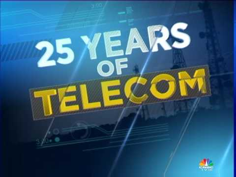 MAPPING 25 YRS OF TELECOM SECTOR - PART 1