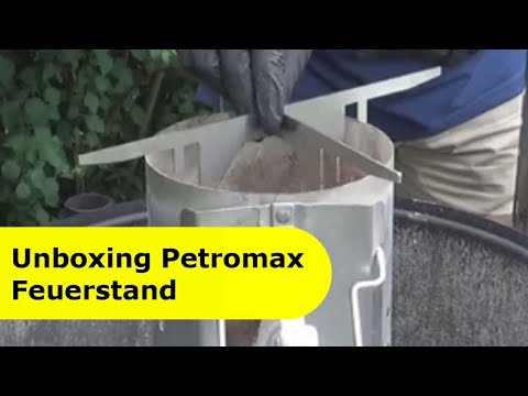 Petromax Feuerstand