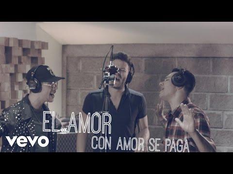 Gusi - Amor Con Amor Se Paga (Lyric Video) (Versión Urbana) ft. Pasabordo