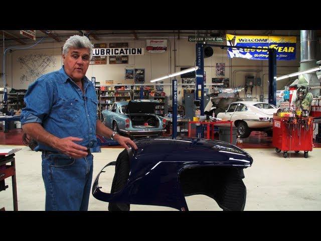 1962 Daimler SP250, Update 4 - Jay Leno's Garage