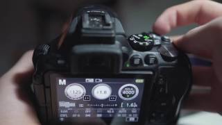 Nikon D5600 Review w/ 18-140mm VR and 35mm 1.8 lenses
