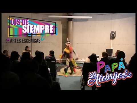 « Papa Alebrije » Pièce de théâtre de Los de Siempre Artes Escénicas