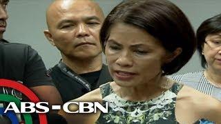 Govt Officials Mga Grupo Nagluksa Sa Pagpanaw Ni Gina Lopez  TV Patrol
