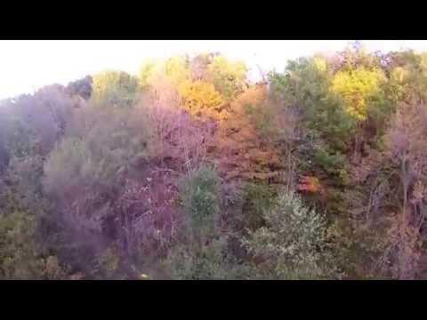 Nine Mile Creek at Bloomington Minnesota