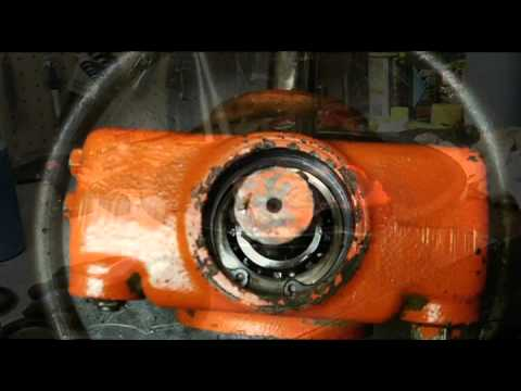 Kubota Belly Deck Gearbox Rebuild