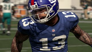 99 OVERALL!! ODELL BECKHAM JR. IS A GLITCH | MADDEN 16 ULTIMATE TEAM GAMEPLAY | EPISODE 20