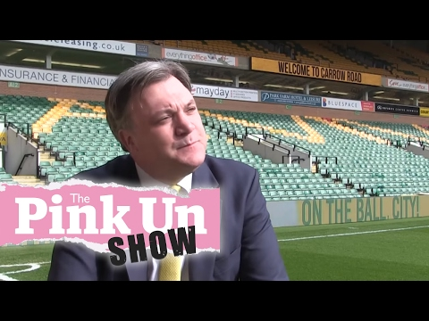 Norwich City chairman Ed Balls on Alex Neil's sacking and the future