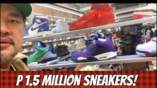 CRAZY EXPENSIVE DOPE SNEAKERS AT FLIGHT CLUB NEW YORK CITY. SNEAKER SHOPPING IN NYC PART 2