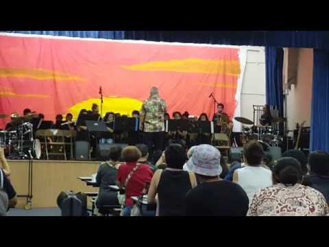Jackson Lake Overture-Jarrett Middle School Band