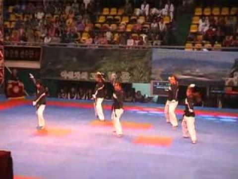3rd Korea International Womens Open C'ships-Taekwonrobic (2004)