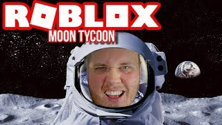 ON THE MOON AND TAKE OVER PLANETS! 🌙:: Moon Tycoon-English Roblox