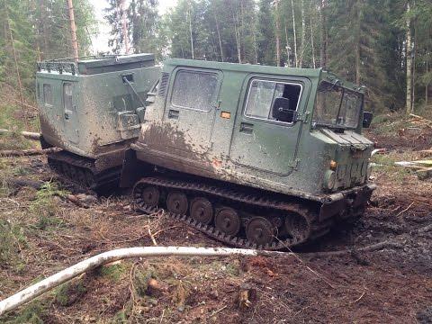 Bandvagn 206 dashcam, 2014 Västmanland wildfire