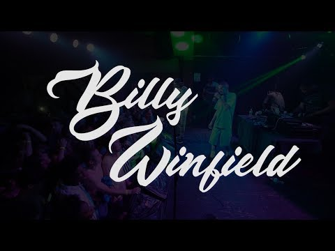 Billy Winfield Full Set  at 1904 Music Hall