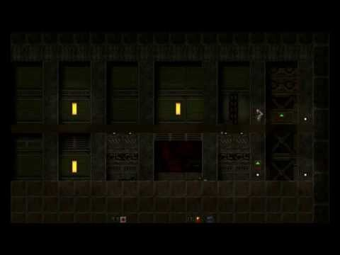 The Video Game Room - Quake 2 in 2d Mod Gameplay |