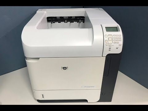How to fix broken Right Hinge on Multipurpose Tray HP LaserJet P4515n printer