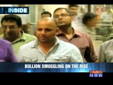 Inside - Bullion smuggling on the rise - Part 1