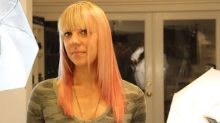 PINK OMBRE - PROFESSIONAL PINK DIP DYE - PINK HAIR COLOR - Pink Ombré